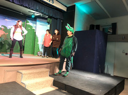 Tech Rehearsal - Louis, Calypso, Dave and Bacardi