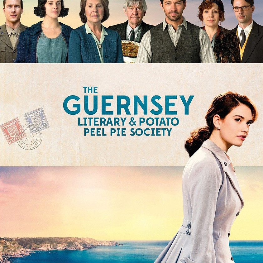 The Guernsey Literary and Potato Peel Pie Society- 14th Sept
