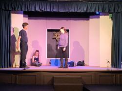 Tech Rehearsal - Mr & Mrs Darling & Wendy