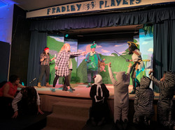 Tech Rehearsal - Captain Hook, Louis, Tinkerbell, Harry Hook, Dave, Calypso, Twins, Essence and Nibb