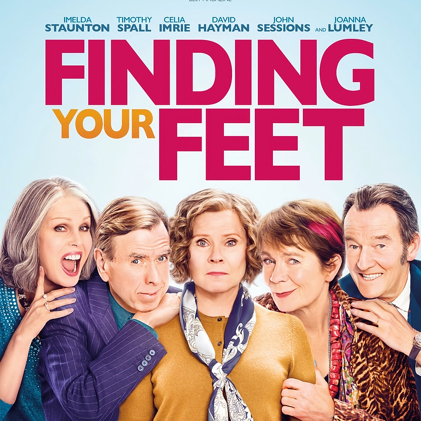 Finding Your Feet- Saturday 11th August