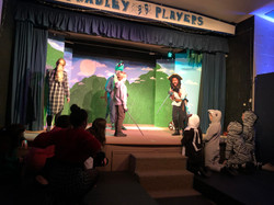 Tech Rehearsal - Captain Hook, Louis, Tinkerbell, Peter Pan, Dave, Calypso, Twins, Essence and Nibbl