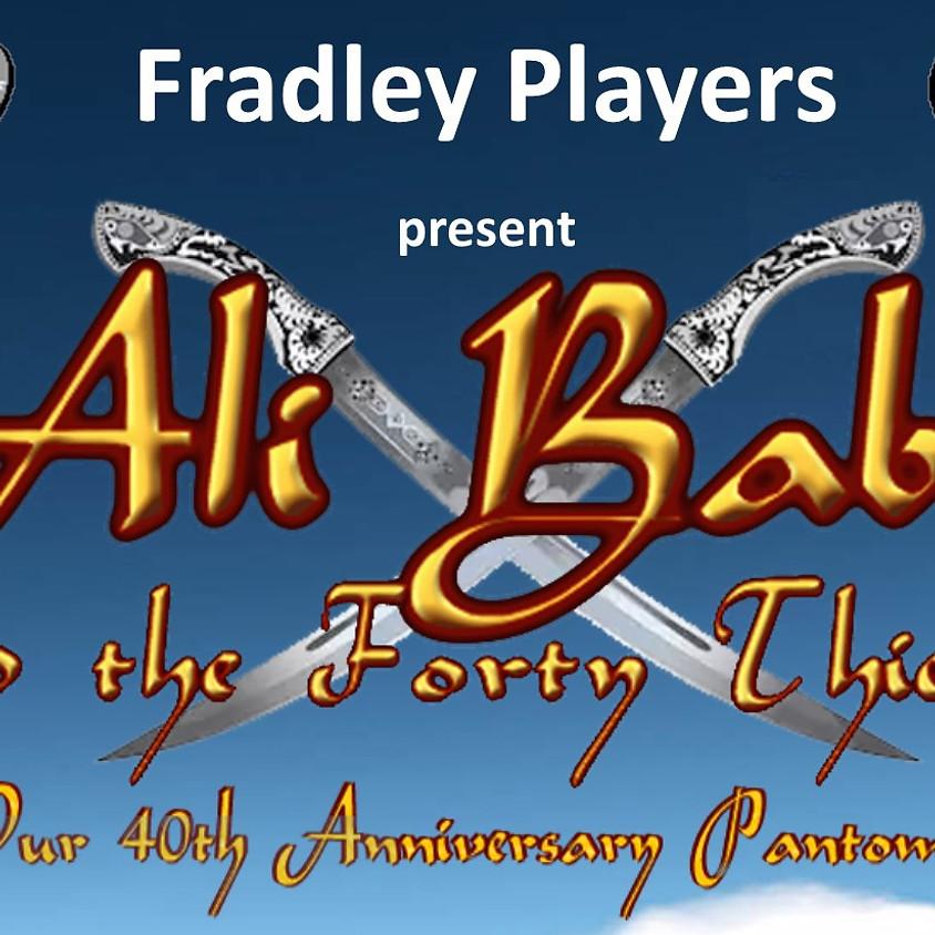 Ali Baba & the 40 Thieves- Saturday Matinee