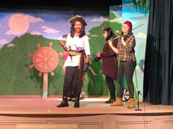 Tech Rehearsal - Captain Hook, Harry Hook and Bacardi