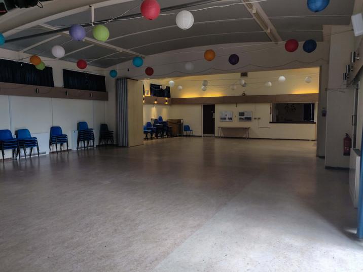 The Whole Hall