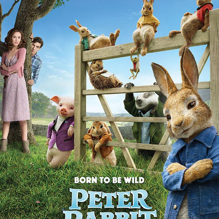 Peter Rabbit- Saturday 11th August