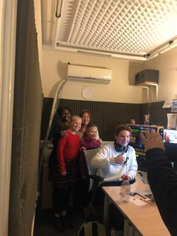 Radio Tamworth with Oscar Hodges - Paula, Marguerite,