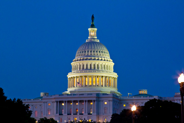 View of Capitol Hill