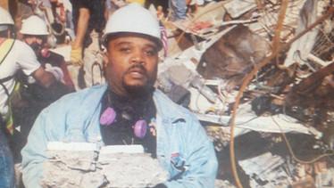 Paul Eliacin on The Pile Ground Zero 911