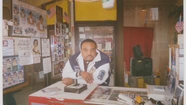 Paul Eliacin with film, Ice T. In studio