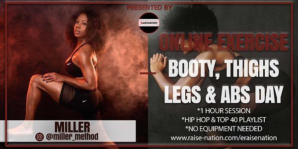 Raise Nation Carolyn Miller Online Hip H