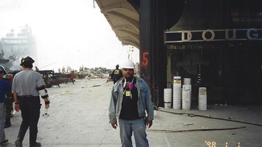 Paul eliacin at Ground zero.jpg