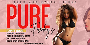 Pure Fridays at Pure Lounge.jfif