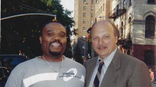Paul Eliacin and Dennis Franz-nypd, Blue