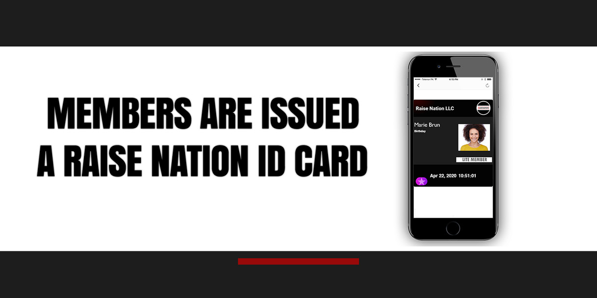 Members are Issued an ID Card.jpg
