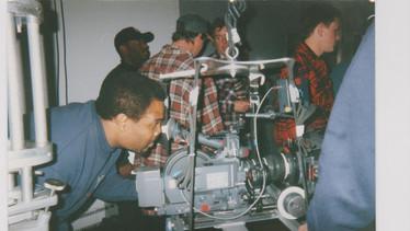 Paul Eliacin on the set. (3).jpg