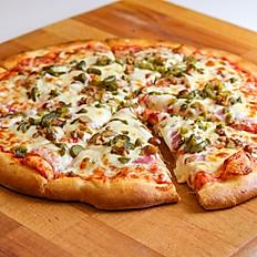 Пицца ОСТРАЯ  35 см 800 гр