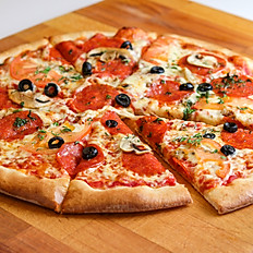 Пицца ПЕППЕРОНИ 35 см. 800 гр.