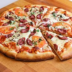 Пицца ОХОТНИЧЬЯ 35 см.800гр.