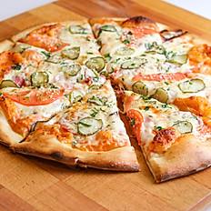Пицца ЧЕНЗАНО 35 см. 800 гр.