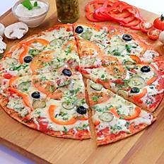 Пицца ОВОЩНАЯ L-25 см 360 гр