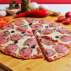 Пицца САЛЯМИ (БЕЗ СОИ) L-25 см. 360 гр.