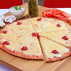 Пицца СЫРНАЯ L-25 см. 360 гр.