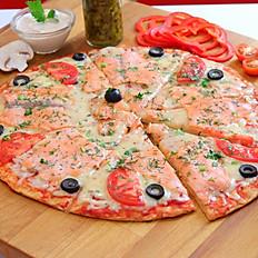Пицца РЫБНАЯ L-25 см. 360 гр.