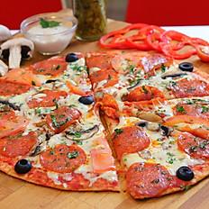 Пицца ПЕППЕРОНИ L-25 см. 360 гр.