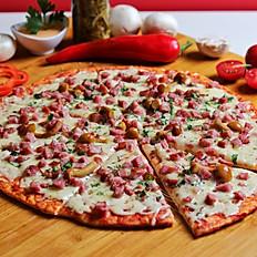 Пицца КОЛБАСНОЕ АССОРТИ L- 25 см. 390 гр.