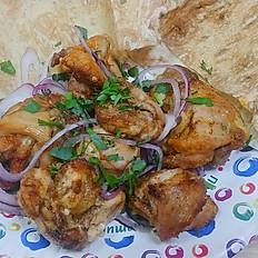 Шашлык куриный из филе бедра 200 гр.
