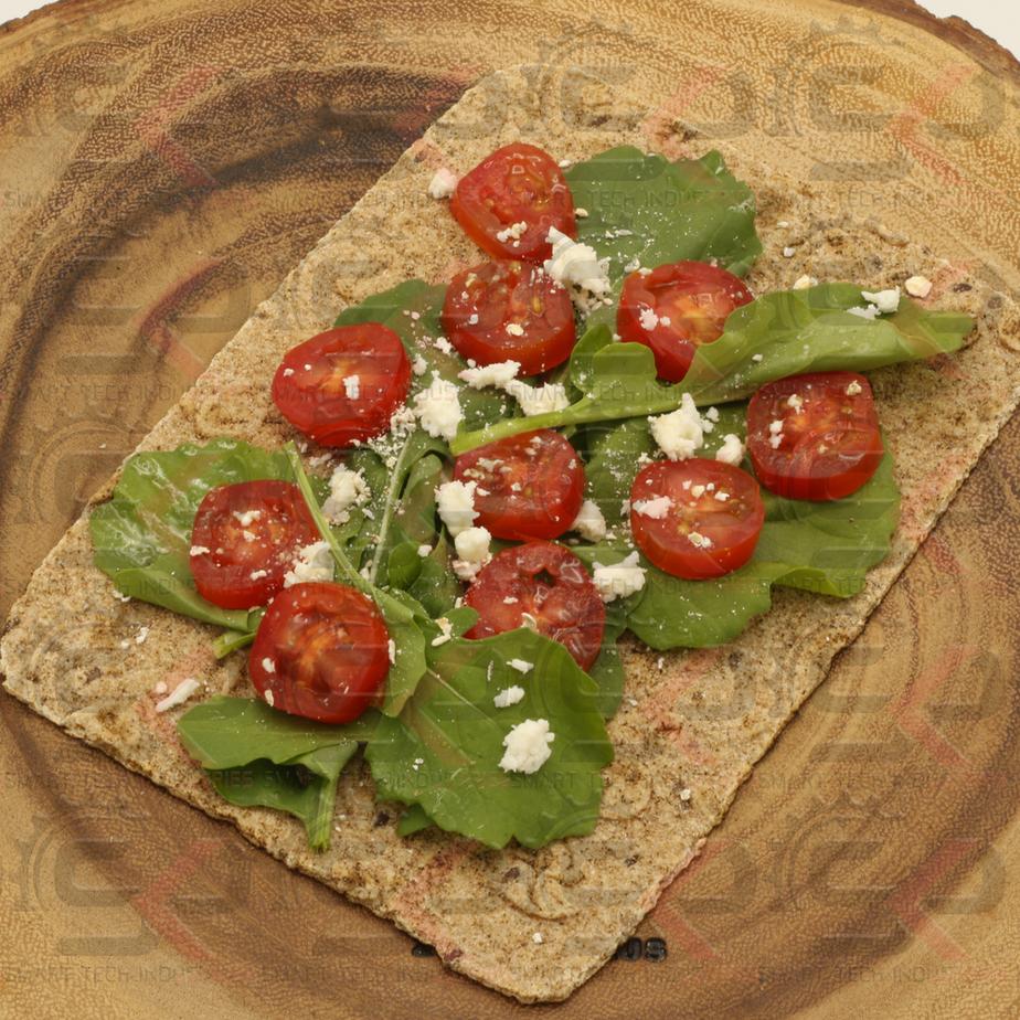 Square Healthy Bread