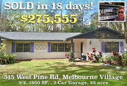515 West Pine Sold