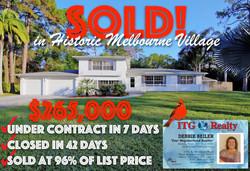 530 West Pine Sold in MV