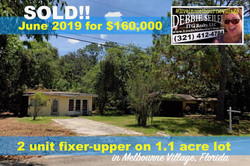 Sold Lot A West Pine