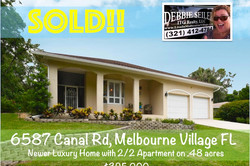 6587 Canal Rd SOLD