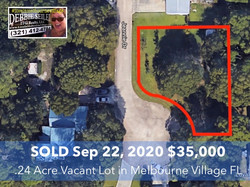 Vacant Jeannie Lot Sold 800 x 600