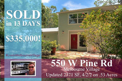 Sold 550 W Pine