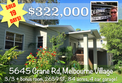 5645 Crane Rd Sold