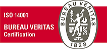Certificado ISO 14001 Bureau Veritas Nakamichi Gel