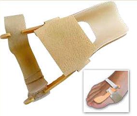 Separadores de dedos anatomico