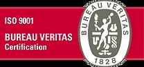 Certificado ISO 9001 Bureau Veritas Nakamichi Gel