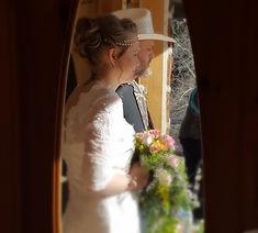Montana wedding at lodge