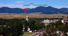 vacation lodge close to Lewistown
