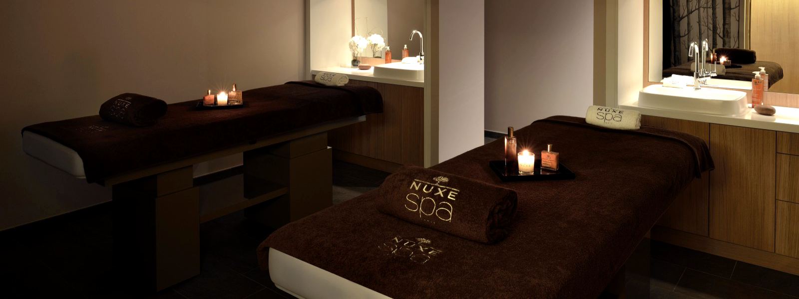 Spa - Table de massage - Esthetic Design