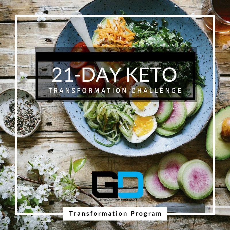 21 Day Keto Challenge