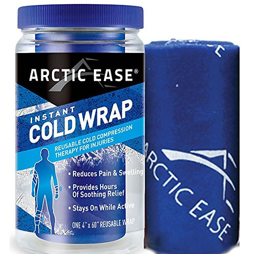 1 SMALL Arctic Ease Cryotherapy Compression Wrap