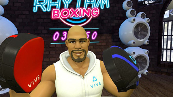 Rhythm Game - Boxing