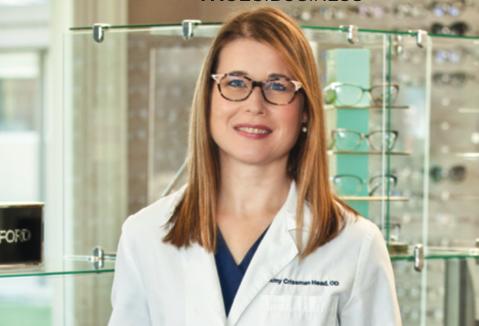 Dr. Amy Crissman Head Optometrist in Beverly Hills, MI