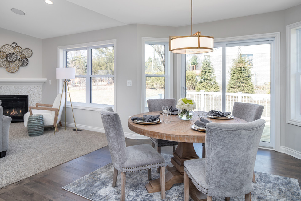 Dining Area at Parkside at Williams Lake
